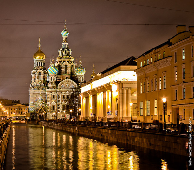 Экскурсия в питер из москвы